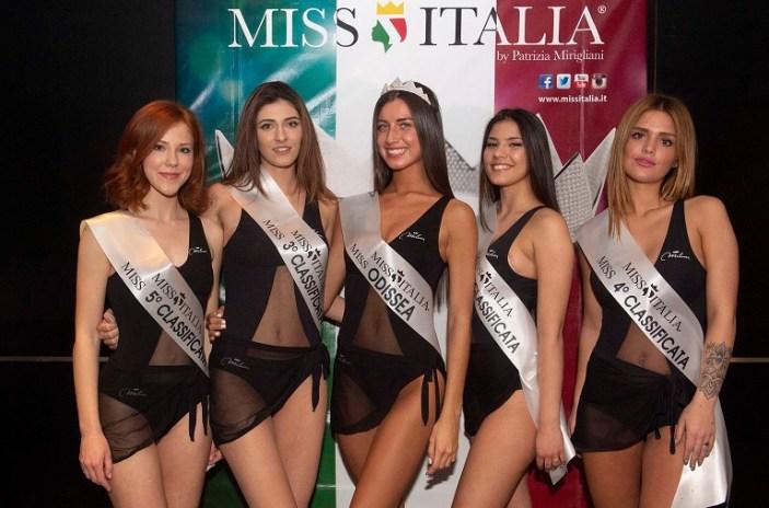Treviso, Miss Italia 2019: Aurora Arrigoni di Mogliano Veneto è Miss Odissea