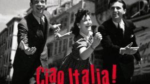 Copertina di un festival di celebrazione dell'immigrazione italiana a Nizza