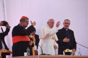 Il Papa torna a Napoli