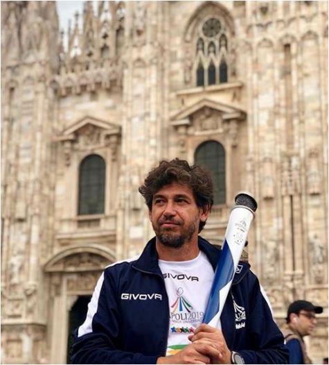Aspettando l'Universiade 2019 a Milano