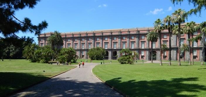UNIVERSIADE: Concerti, art e e fitness al museo di Capodimonte