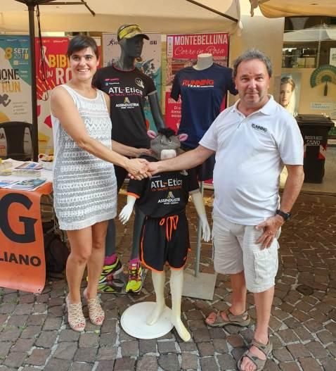 Di corsa insieme: Partnership tra ATL-ETICA e RUNNING TEAM