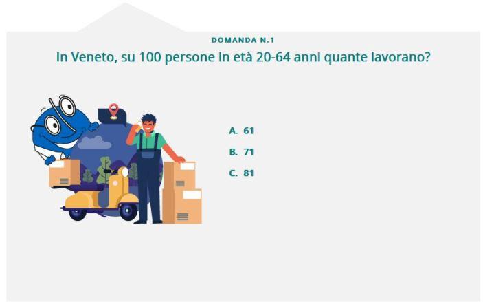 Conosci il Veneto? La Regione lancia un quiz sul sito