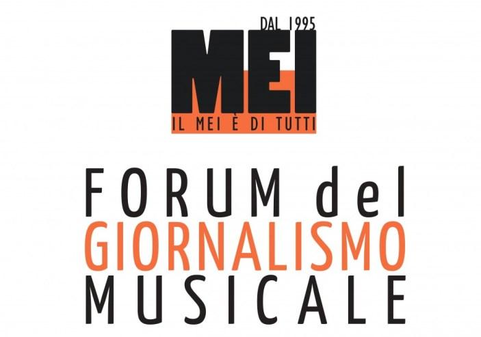 Oltre 100 partecipanti al Forum del giornalismo musicale