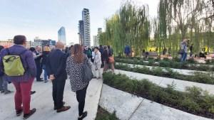 L'Associazione Italiana Architettura del Paesaggio a Milano