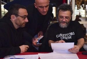 Nuova masterclass di Cinecibo a Cinecittà con i Manetti Bros
