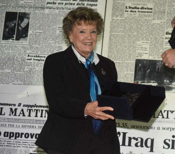 Dacia Maraini è la vincitrice del premio Matilde Serao