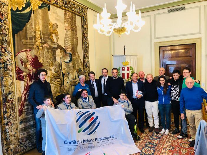 Treviso città dello sport anche paralimpico