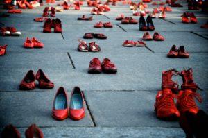 La denuncia più esplicita del Femminicidio a Budapest