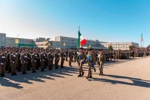 """Capua, giurano oltre 800 Volontari del 17° Reggimento """"Acqui"""""""