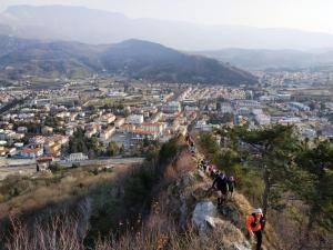 Fiveridges trail: In 300 di corsa tra i colli trevigiani
