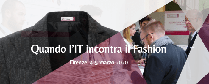 FabricaLab Gold Sponsor dell'evento IT4FASHION 2020