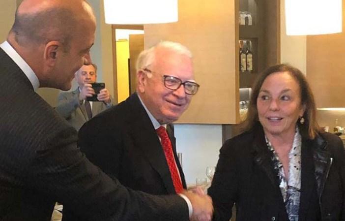 Roma, il Ministro degli Interni inaugura il 2020 della Fondazione Sorella Natura