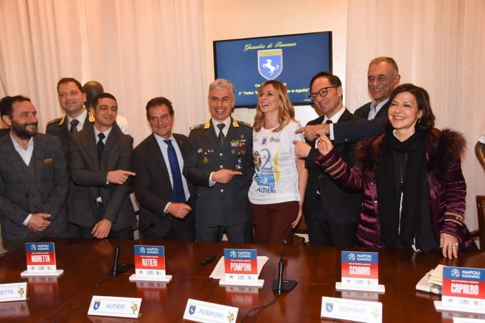"""Napoli ospita la """"City Half Marathon"""""""
