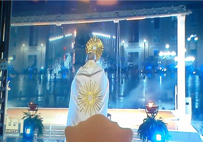 Covid 19: L'Indulgenza Plenaria di Papa Francesco