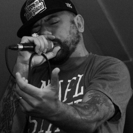 Il rapper Lucariello portavoce dei diritti degli artisti