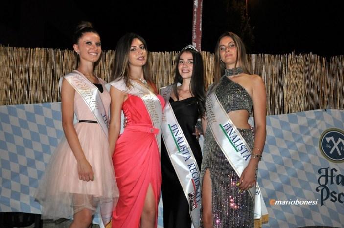Eraclea, Miss Reginetta d'Italia 2020: Irene Meneghini e Lorena Basso
