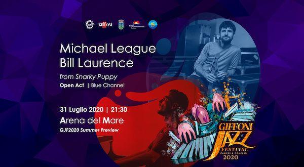 Anteprima Giffoni Jazz Festival con Laurance/League degli Snarky Puppy