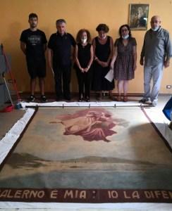Il Panno di San Matteo ritorna al Duomo di Salerno