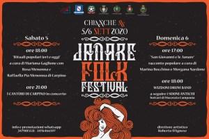 Chianche (AV), weekend con Janare Folk Festival