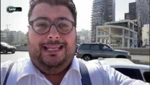 Con Alessandro Iovino a Beirut dopo la tragedia