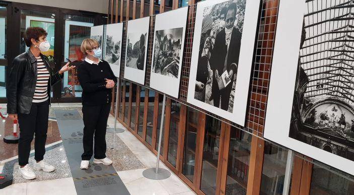 """""""Fate presto"""" la mostra di Mimmo Jodice per i 40 anni del terremoto in Irpinia"""