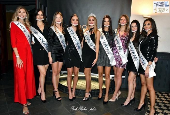 Miss Universe 2020: Dieci finaliste di Miss Città Murata