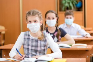 Inaccettabile imporre l'uso della mascherina agli studenti in classe