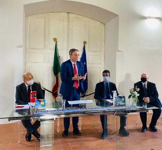 """Terra dei fuochi, nasce a Carditello l'Osservatorio Ambientale """"S. Tonziello"""""""