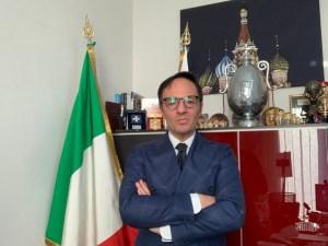 Vincenzo Schiavo nuovo vicepresidente CCIAA Italo-Russa