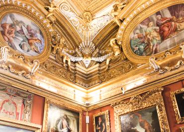 Rifatevi gli occhi con questa galleria degli interni di Palazzo Pitti