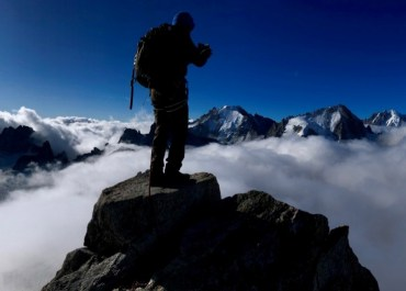 Da studentessa a tempo pieno a scalatrice di montagne: come ho capovolto la mia vita a 180 gradi