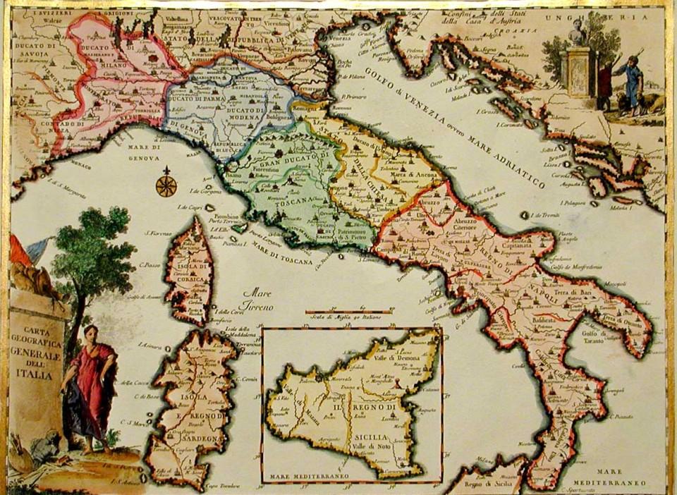 Quali sono le persone più importanti della storia italiana?