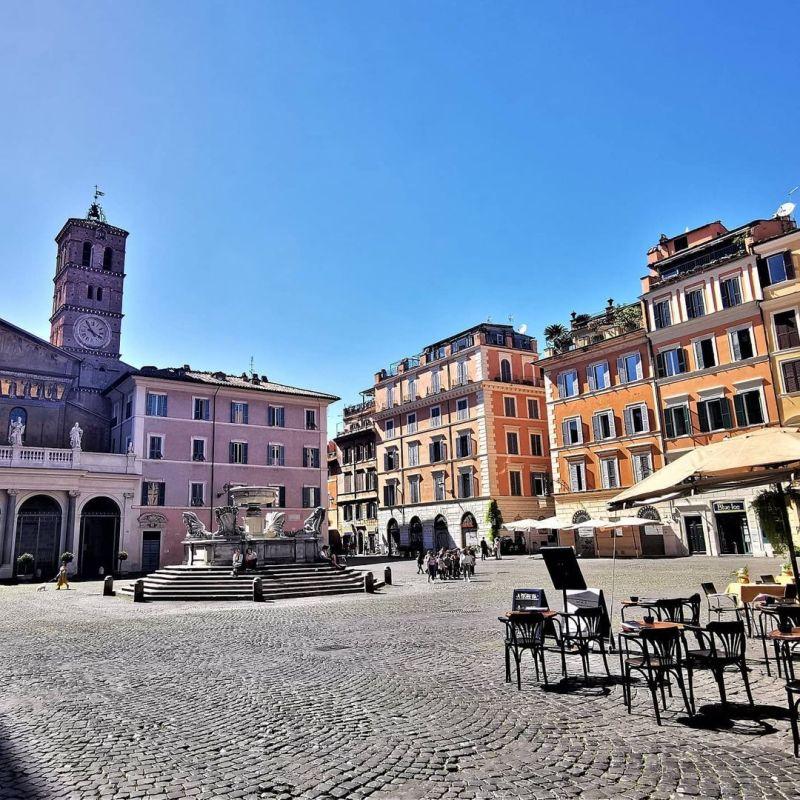 Roma storia quartieri famosi