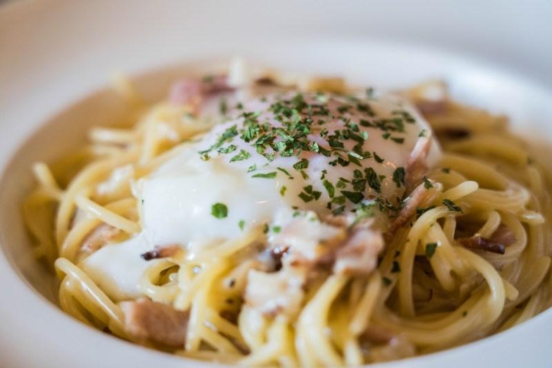 I piatti italiani che imitano male all'estero - Carbonara sbagliata