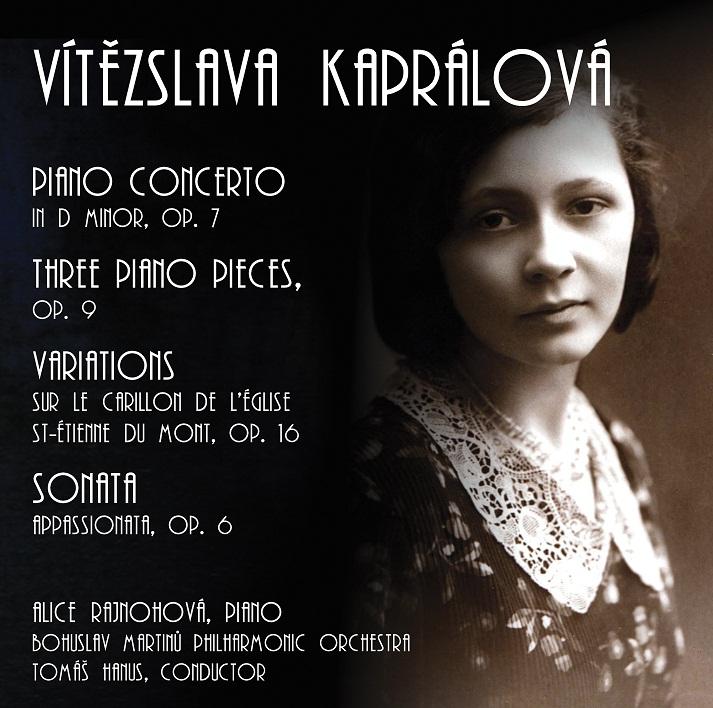 Vitezslava Kapralova
