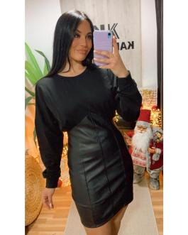 vestido sudadera 2912