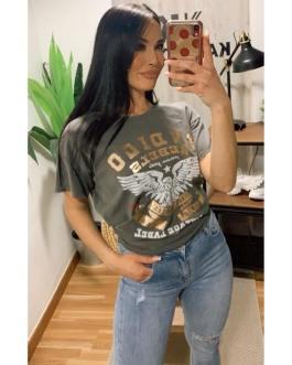 Camiseta águila 2502