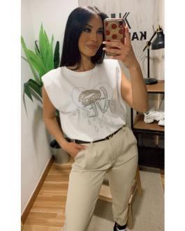 Camiseta hombreras 0203