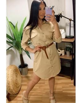 Vestido camisero 1203