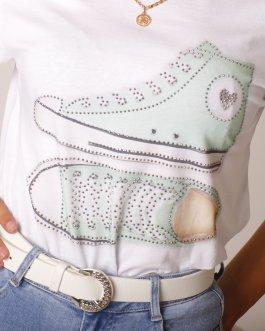 Camiseta botines 1204