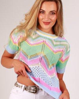 Camiseta colores 0804