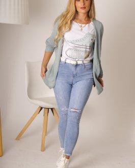 Jeans roto 1204