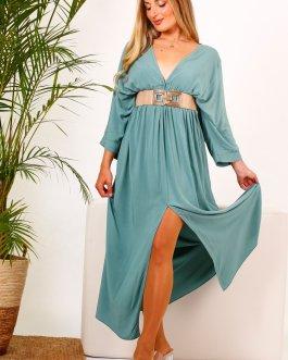 Vestido largo 1304