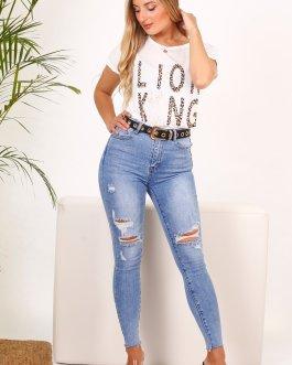 Jeans roto 1304