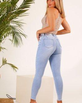 Jeans ajustado 2104