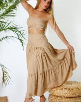 Conjunto falda/top 0306