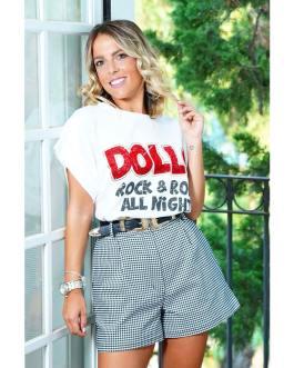 Camiseta Doll 3009