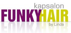 logo kapsalon funkyhair