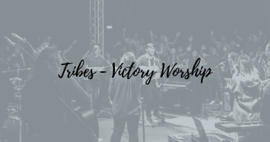 tribes chords victory worship